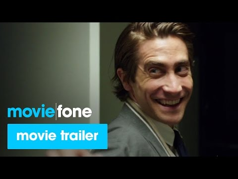 'Nightcrawler' Trailer (2014): Jake Gyllenhaal, Rene Russo