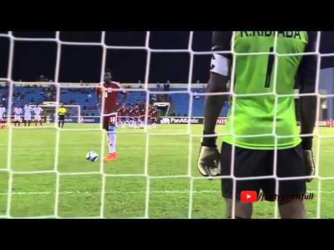 D.R Congo vs Equatorial Guinea 4-2 All Penalties AFCON 2015 Football King