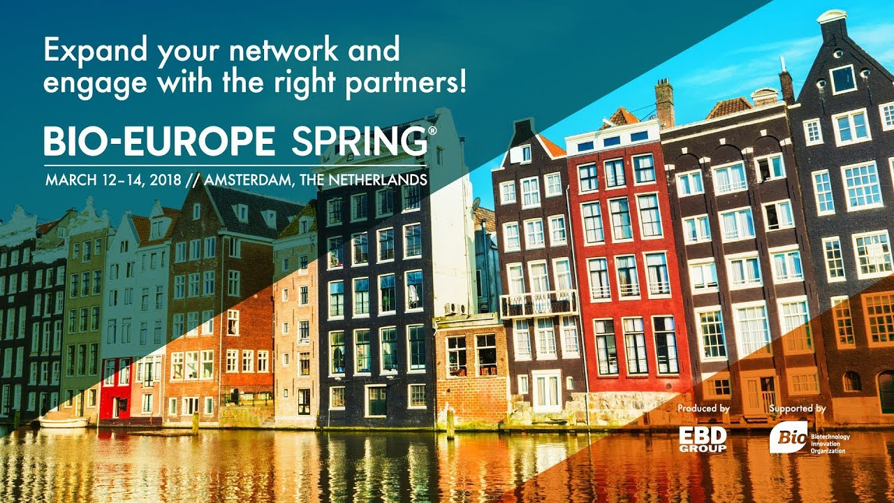 Spring In Europe 2018 >> Bio Europe Spring 2018 Offers Partnering Opportunities For Biotech