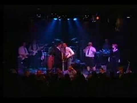 Dr ring ding and the senior all stars- save a bread Live