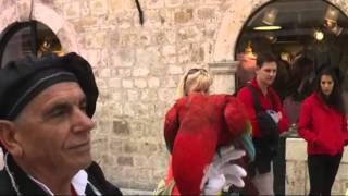 Хорватия Дубровник(Старый город в Дубровнике., 2015-11-26T16:05:24.000Z)