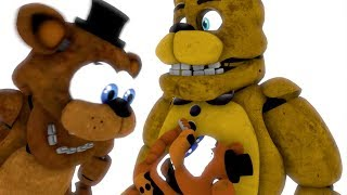 FNAF SFM: Christmas TRY NOT TO LAUGH (Five Nights At Freddy's Animation)