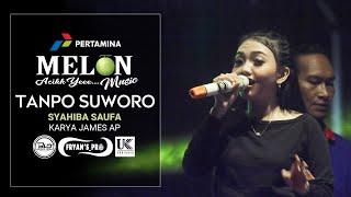 Download SYAHIBA SAUFA (SKA KOPLO) TANPO SUWORO \\ MELON MUSIC LIVE HUT PERTAMINA KE 62