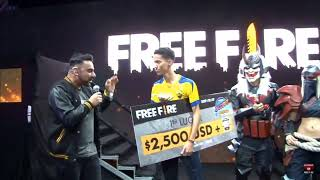 Booyah Invitational 2019 - GRAN FINAL desde Argentina Game Show