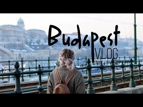 Getting To Know BUDAPEST: One Week Travel Vlog | Raquel Mendes