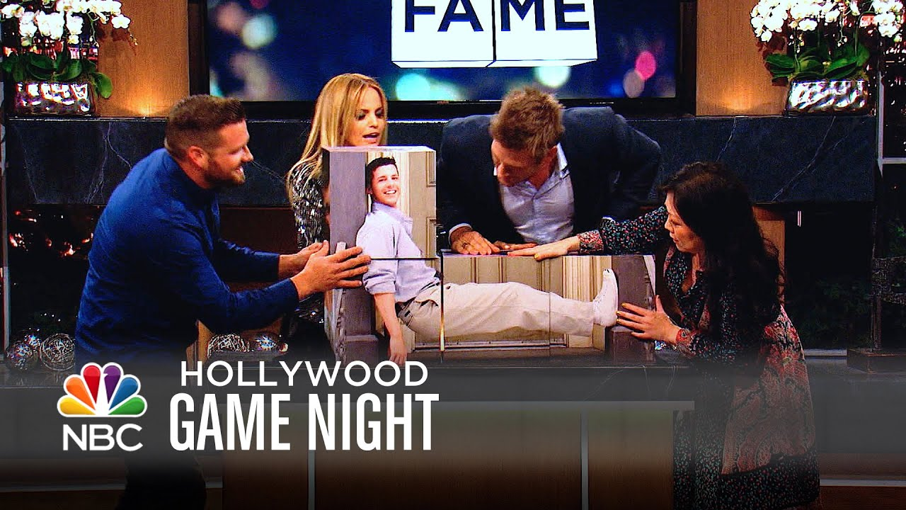 Celebrity Fusion! - Hollywood Game Night - YouTube