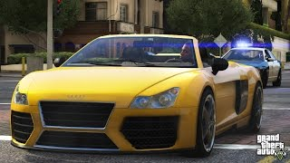 Grand Theft Auto V - Mod Showcase  - Vehicle Controller