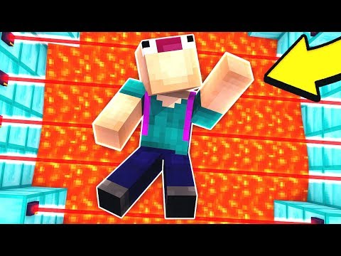 TROLLING ASWDFZXC IN MINECRAFT! *DO NOT TRY*