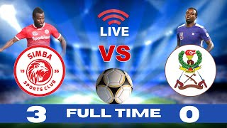 🔴#LIVE: SIMBA SC vs JKT TANZANIA ( 3 - 0 ) - LIGI KUU BARA, UWANJA WA MKAPA DSM..