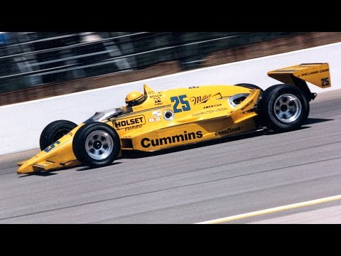 1987 Indianapolis 500 on ABC