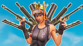 GUN GAME GOTT GUSTAF 🌚 | Arsenal Fortnite Battle Royale