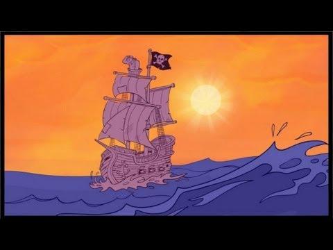 Gérard Delahaye - Voilà les pirates ! (Clip Officiel)