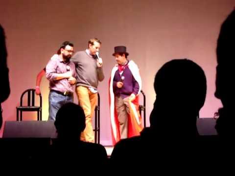 Comedy Bang! Bang! Live! - Detroit