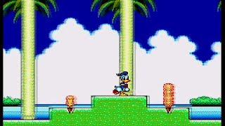 Test complet - The Lucky Dime Caper starring Donald Duck [Master System]
