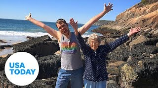 89-year-old grandma and grandson travel across America together | USA TODAY