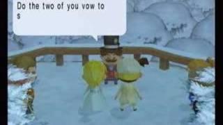 Harvest Moon: Magical Melody - Gwen Wedding