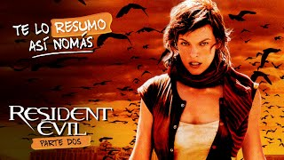 La Saga De Resident Evil #ParteDos | Te Lo Resumo