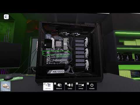 ULTIMATE SLEEPER PC | PC Building Simulator |