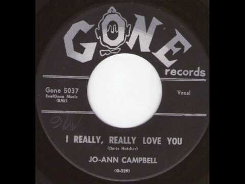 Jo-Ann Campbell - I really really love you.wmv