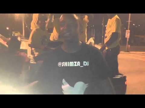 DJ Shimza street marketing #OMS