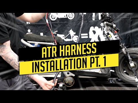 ATR GY6 HARNESS PART 1