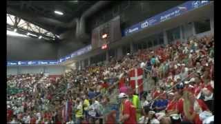 Deaflympics - Sofia 2013 - Opening Ceremony Part 2