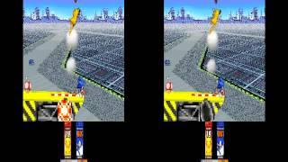 Super Smash Bros. for Nintendo 3DS - Stereoscopic 3D Test 2 - User video