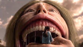 Repeat youtube video Shingeki no Kyojin (Attack on Titan) 4D Project 2015