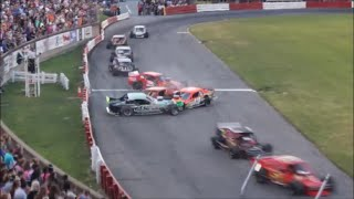 Bowman Gray Modifieds Thrills N