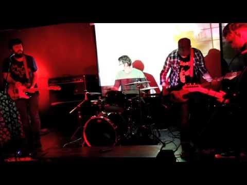 Magnets performing 'Scatter' LIVE @ Bar Below Folkestone 21.10.2013