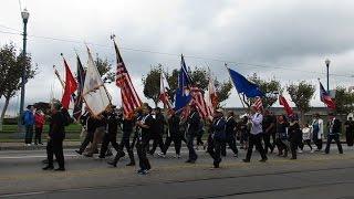 Veterans Day Parade 2015 San Francisco California