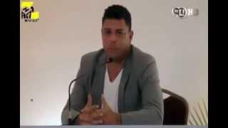 Caitano Veloso , resposta para Ronaldo.  / Breno Jardim