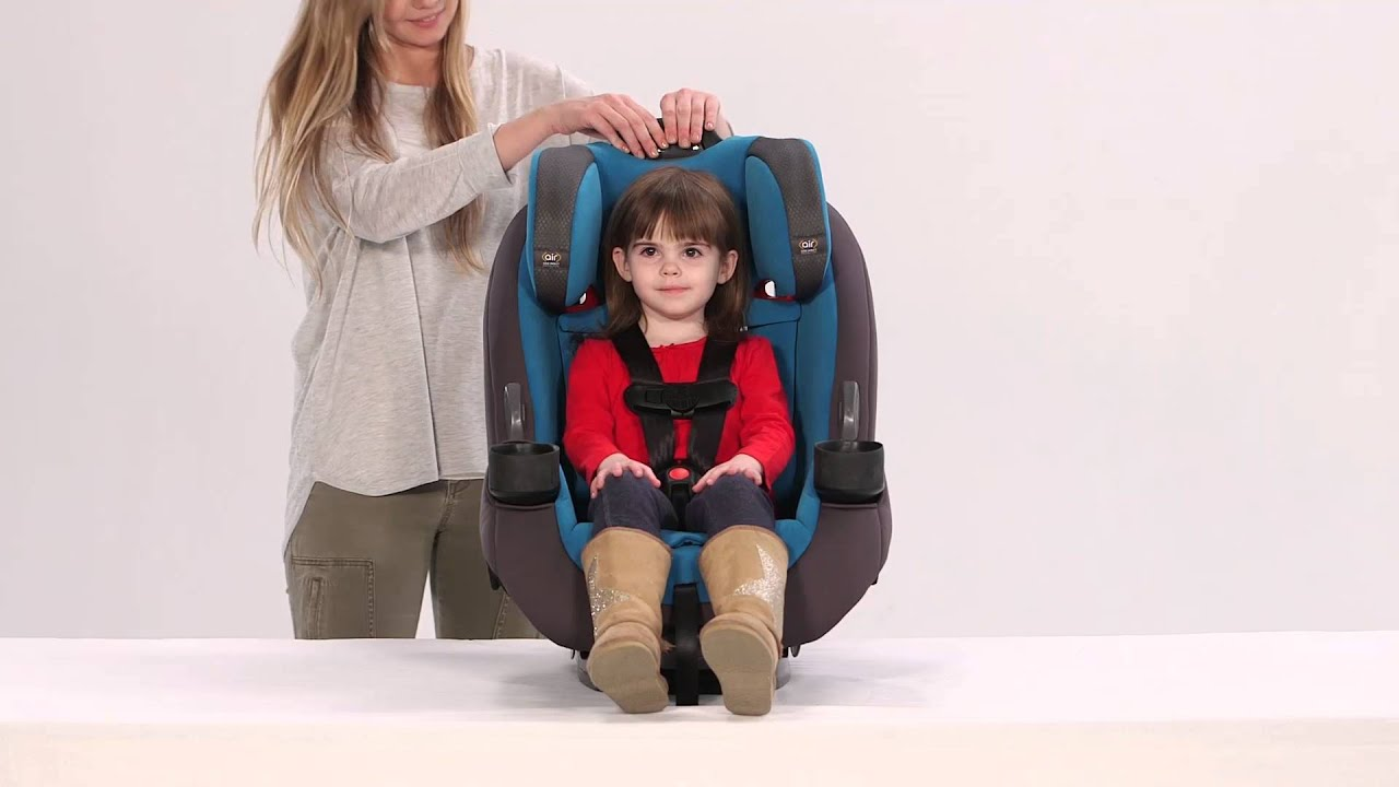 Safety 1st Grow And Go Air Series 3 In 1 Convertible Car Seat