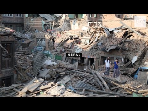 Behind The Story: The Nepal Quake Project