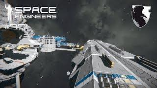 COLOR,WEAPONS & SIM SPEED :: Space Engineers Survival :: Ep. 771