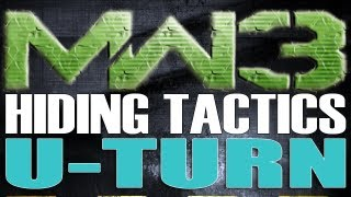 MW3 - Face Off 1V1 Hiding Tactics - U-TURN