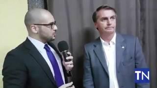 """Jair Bolsonaro sobre economia: """"o Estado tem que intervir menos na iniciativa privada"""""""