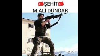 Şehit Özel Harekat Polisi Muhammed Ali Mevlüt Dündar Anısına