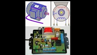 Conexion  Motor 4 Cable Con  Tarjeta Codiplug CM Lite