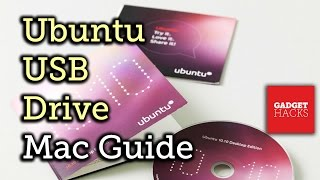 Create a Ubuntu Live USB on Your Mac Computer [How-To]