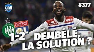 Replay #377 : Débrief Saint-Etienne vs Lyon (1-2) - #CD5