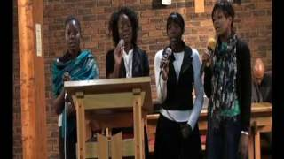 SDA Girl Group Sweet Surrender singing The Cross