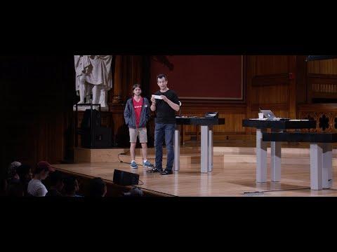 CS50 2017 - Lecture 1 - C