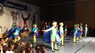 Vienna Dance Open 2015