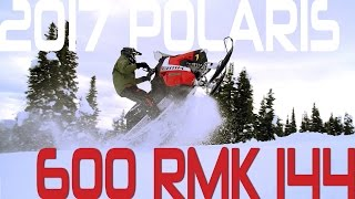 STV 2017 Polaris 600 RMK 144