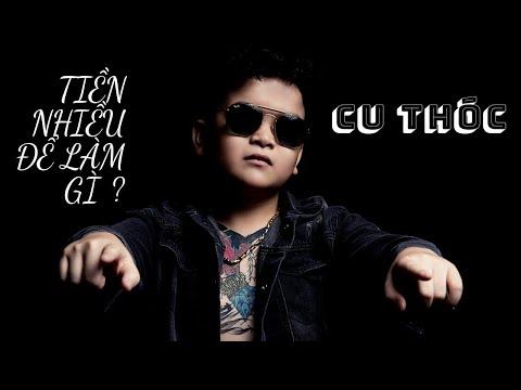 Tiền Nhiều Để Làm Gì - Cu Thóc   Official Music Video ( nhạc phim Thiếu Gia Chấm Phẩy )