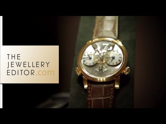 Luxury watches at SalonQP: A sneak peek