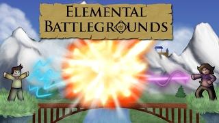 Savaş Meydanı | Roblox Elemental Battlegrounds Türkçe
