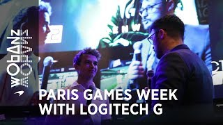 McLaren Shadow at Paris Games Week