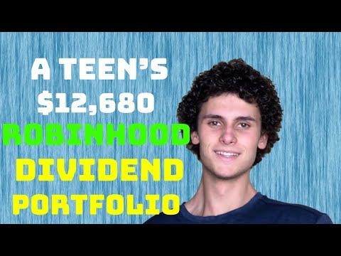 a-teen's-robinhood-dividend-portfolio:-$12,680